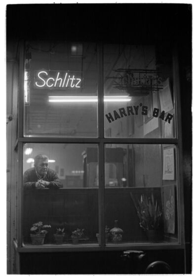 Masao Gozu, 'Harry's Bar #4, 10pm, September', 1976