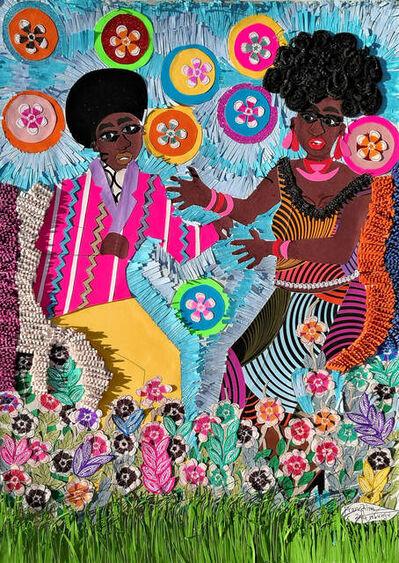 Franklin Mbungu Wabonga, 'Tango na Biso ', 2019