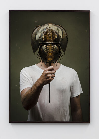 Christian Andersson, 'Self Portrait / Living Fossil', 2013