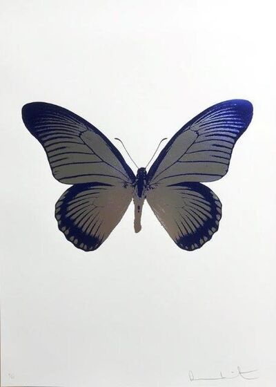 Damien Hirst, 'The Souls IV - Silver Gloss Westminster Blue', 2010