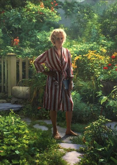 Scott Prior, 'Nanny in the Garden', 2009-2011