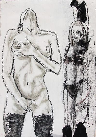 Luciano Castelli, 'Akt', 2005
