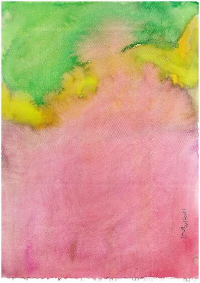 Ahmadreza Ahmadi, 'Untitled', 1980