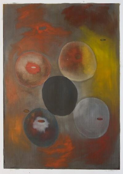"""Ross Bleckner, '""""Untitled I""""', 2011"""