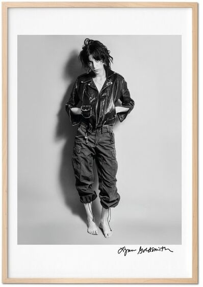 Lynn Goldsmith, 'Before Easter After. Patti Smith, 'NYC, 1976'', 2019