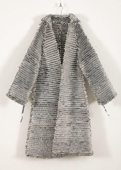 Oliver Herring, 'Untitled (Mylar Coat)'