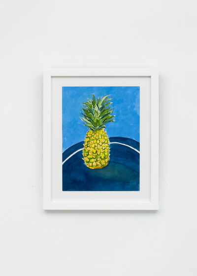 Charlie Scheips, 'Pineapple, East End Avenue', 2019