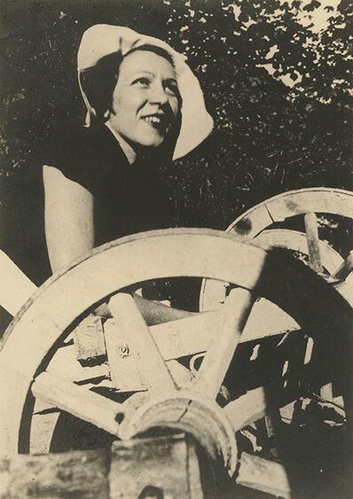 László Moholy-Nagy, 'Lucia Moholy-Nagy', Berlin 1925