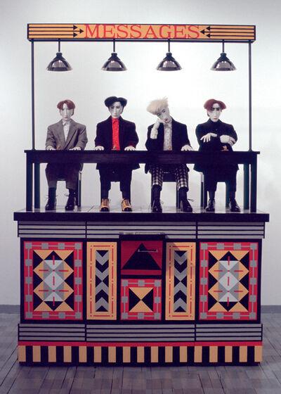 Pat Keck, 'Messengers', 2001
