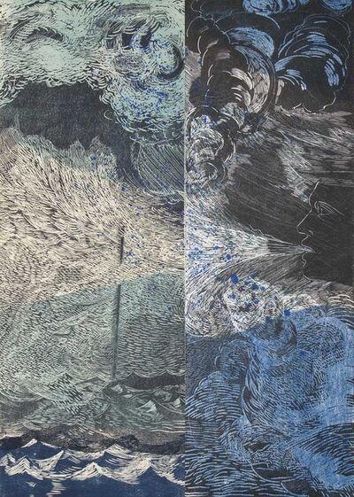 Jennifer Marshall, 'Strong Wind and Rising Sea', 2012