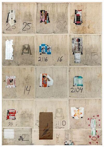 Moris, 'Bandera blanca II', 2019