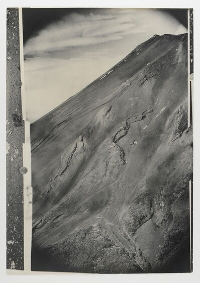 Gen Otsuka 大束 元, 'Mt. Fuji and Its Trails', 1952