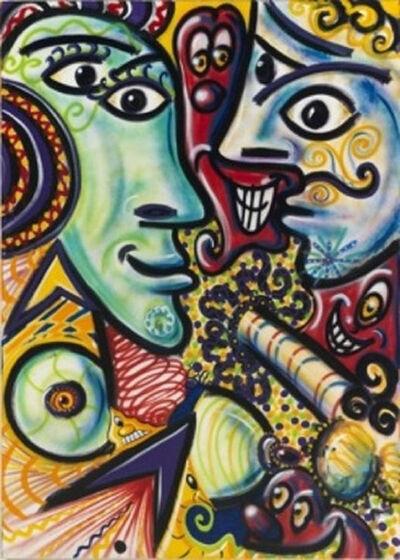 Kenny Scharf, 'Picasso 84', 1984