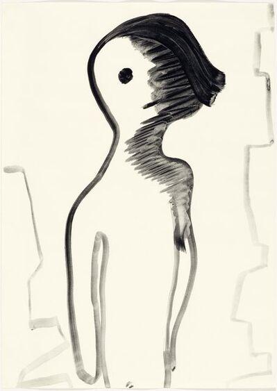 Silvia Bächli, 'Untitled', 1990