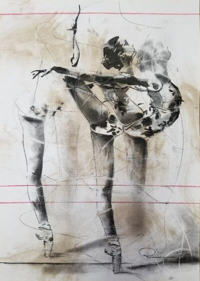 Riaan van Zyl, 'Technical Movement Sketch 24', 2019