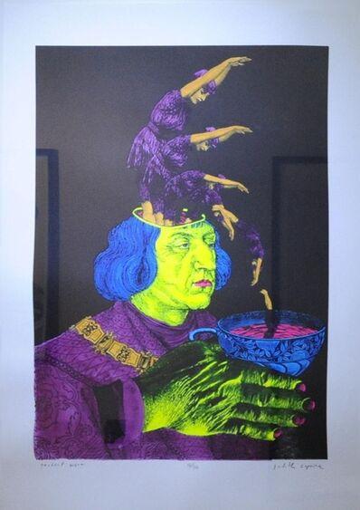 Judith Supine, 'Perfect wave', 2008