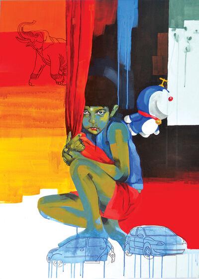 Ritu Sinha, 'Make Me One With Everything No. 1', 2014