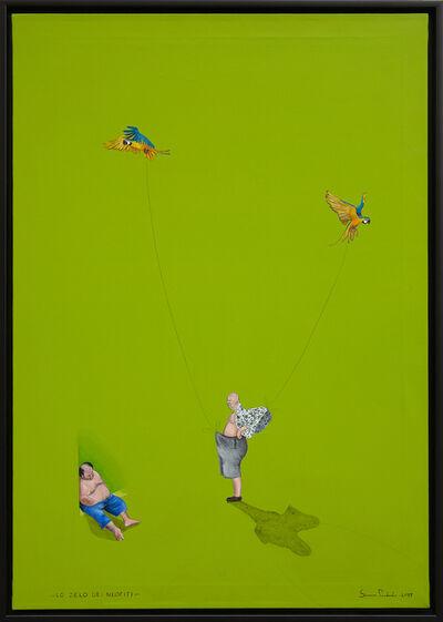 Simone Prudente, 'Lo zelo dei neofiti - -The zeal of neophytes', 2017