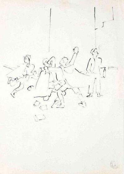 Jean Cocteau, ' La Bataille des Boules de Neige', 1935