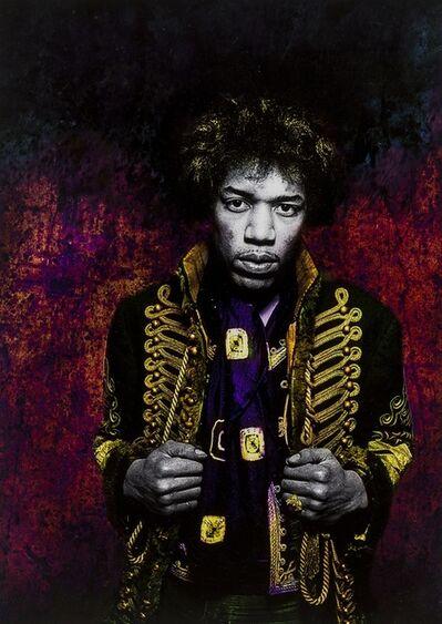 Gered Mankowitz, 'Jimi Hendrix', 1967