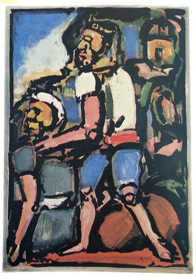 Georges Rouault, 'Paysans', 1936