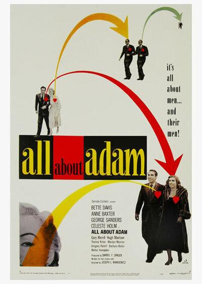 Daniela Comani, 'All about Adam', 2012