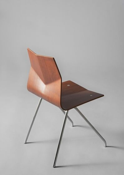 René-Jean Caillette, 'Pair of Diamond chairs', 1957