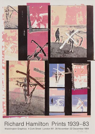 Richard Hamilton, 'Richard Hamilton Prints 1939-83 (Exhibition poster)', 1984