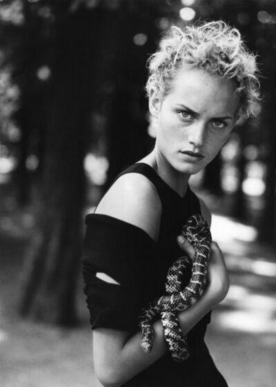 Patrick Demarchelier, 'Amber Valetta', 1993