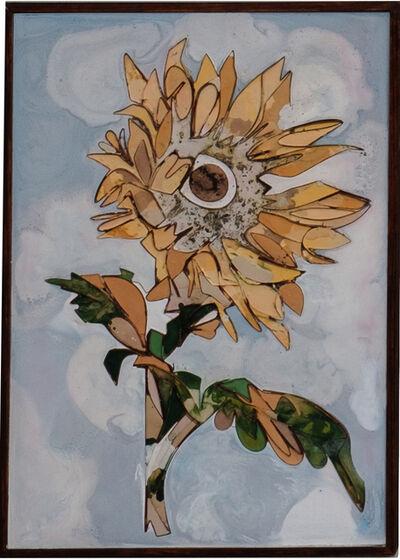 Ugo Schildge, 'Sunflower 48/50', 2020