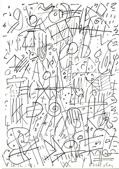 Guillermo Deisler, 'Sin título', 1991