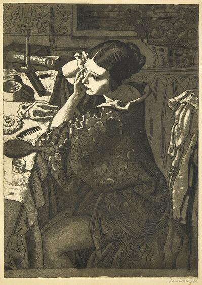 Dame Laura Knight DBE RA RWS, 'Powder and Paint', 1925