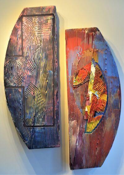 Sam Gilliam, 'Untitled', ca. 1990