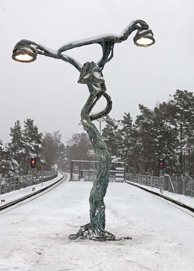Carin Ellberg, 'Främmande Växtlighet', 2012