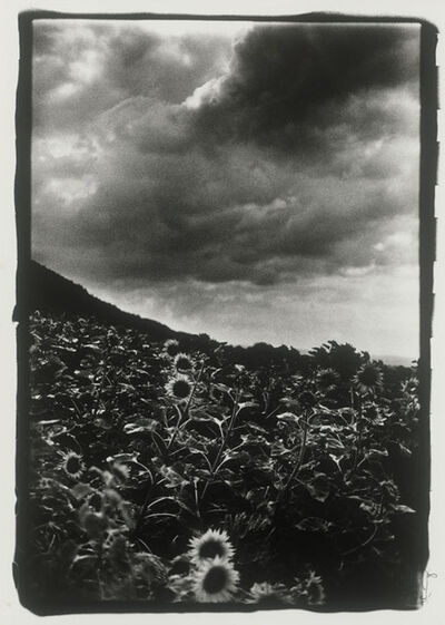 Ming Smith, 'Goghing with Darkness and Light, Singen, Germany', 1989