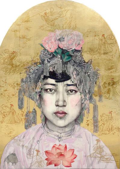 Hung Liu 刘虹, 'Her Story', 2020