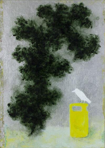 Alasdair Wallace, 'White Crow', ca. 2018