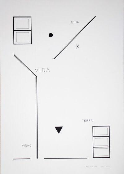 Almandrade, 'Water, life and wine', 1979-2014