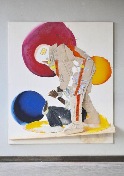 Maurice Thomassen, 'Feuilleton : Protest', 2015