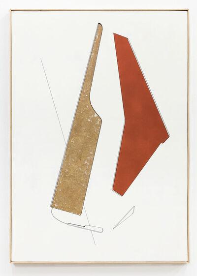 SEBASTIAN KOCH, 'Skulptur 2', 2017