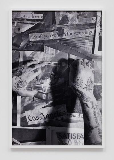 Catherine Opie, 'Artist #3 (The Modernist)', 2016