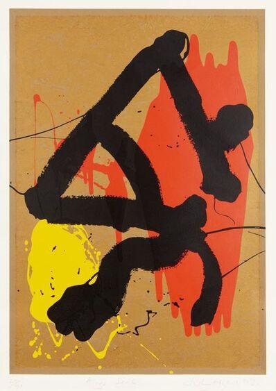 John Hoyland, 'Kings Seal', 1993