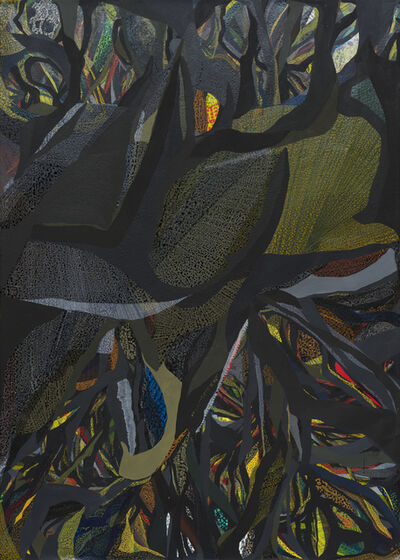 Sandeep Mukherjee, 'Mutual Entanglements, 03', 2015