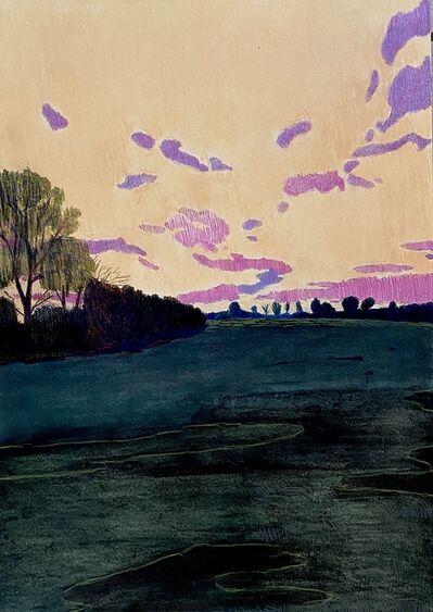 Per Adolfsen, 'Sunset', 2020