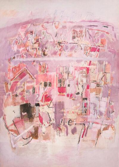Sarah Grilo, 'Diptych', 1990
