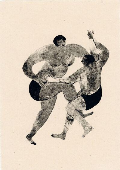 Sandra Wang and Crockett Bodelson SCUBA, 'Overcome', 2016