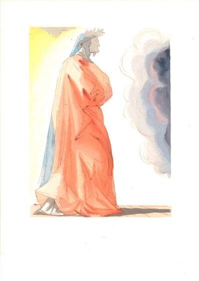 Salvador Dalí, 'The Divine Comedy, Heaven Canto 1 - Dante', 1959-1963