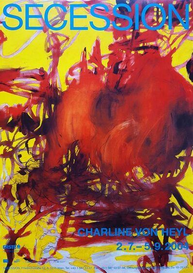 """Charline von Heyl, '""""Charline Von Heyl at Secession', 2004"""