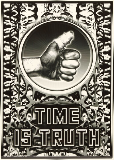 Mark Titchner, 'Time Is Truth', 2006