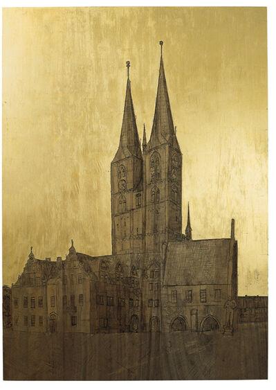 Stephan Balkenhol, 'Cathedral', 2003